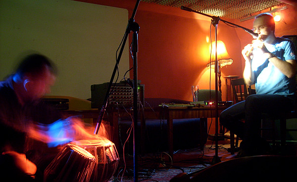 Koncert Ethnotrans w klubie PraCoVnia (fot. M.Kulińska)